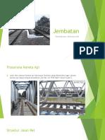 Pembebanan Jembatan Rel