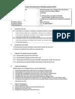 Contoh RPP KELAS X - Microsoft Word