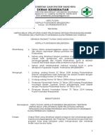 Sk Umpan Balik (Pelaporan) Pelaksana Kepada Penanggungjawab Program Dan Pimpinan Puskesmas