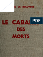 (1866) La Cabaret Des Morts