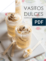 eBook Vasitos Dulces Maria Lunarillos