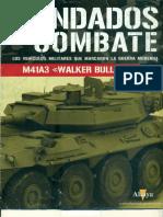 Blindados de Combate 04-M41A3 Walker Bulldog