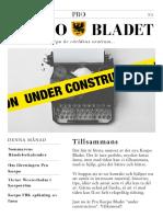 Korpo Bladet N1