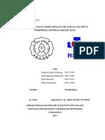 Kascil Sugiarto, Dr Sp.pd-kemd, Finasim