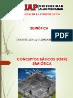 Semana1 Semiotica Conceptos - Representantes