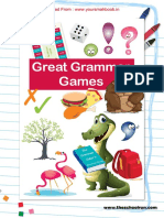 Great Grammar Games