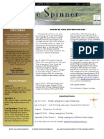 July 2008 the Spinner Newsletter, Clackamas River Troust Unlimited