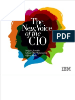 The 2009 IBM Global CIO Study