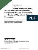 AASHTO Plate load.pdf