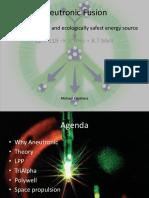 4 Esuabana Aneutronic Fusion