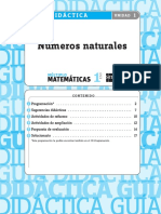 Guia 1o Secundaria Matematicas