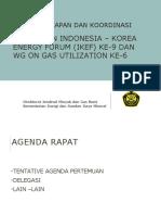 Agenda Rapat IKEF