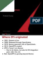 Platform Overview Illumos-Prakash Surya