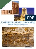 Jordanian Arabic Grammar for Beginners.pdf