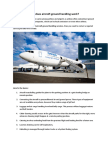 Vision Aviation Global is the Best Ground Handling Company in India