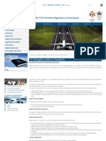 Air Navigation Safety & Standards