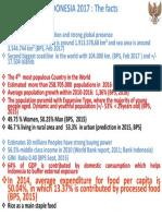 Data Statistik Indonesia 2017