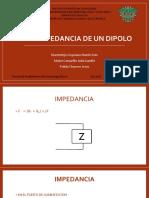 02 Impedancia Propia Dipolos