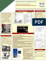 Light Weight Defelctometer