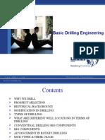 Basic Drilling Engineering