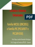 Familia MCS51 e PIC