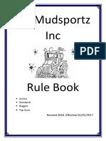 cq mudsportz inc rule book 2016 final