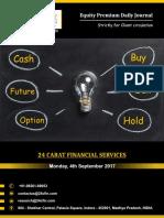 24cfin-equity | Share & Commodity Tips| Stock Market| SEBI