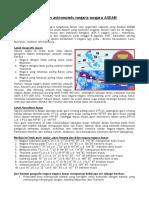 Letak geografis dan astronomis negara asean.docx