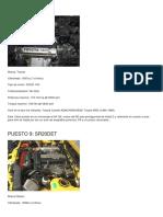 Tipos de Motores Japoneses