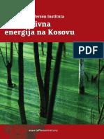 Ekonomist Dodatak Okrugli Sto Jefferson Instituta Alternativna Energija Na Kosovu(1)