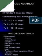 DIAGNOSIS KEHAMILAN - I.ppt