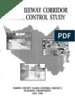 Katy Freeway Corridor Flood Control Study