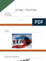 Taller de Liderazgo – Voluntades 2016 - S3