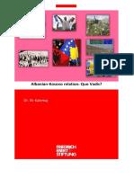 Albanian Kosovo Relation