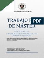 divisibilidad didactica