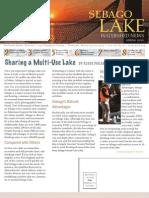 Spring 2010 Sebago Lake Watershed Newsletter
