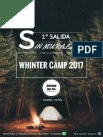 Afiche Camp 2017