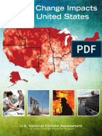 NCA3 Climate Change Impacts in the United States HighRes