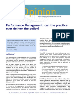 HPW IES Duncan Brown Performance Management