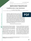 Atkins2015 - Designing Interventions to Change Eating Behaviour