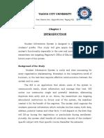 Documentation SIS