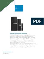 Dell Optiplex 3040 Spec Sheet