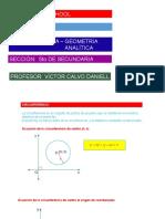 circunferencia - geometria analitica.pptx