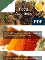 Food_Additives.pptx;filename_= UTF-8''Food Additives