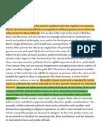 Stanford Encyclopedia Philosophy - Public Reason
