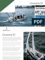 Brochure Oceanis 37