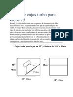 Guias de Cajas Turbo Para Bajos 15