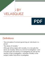 29.0ethics by Velasquez
