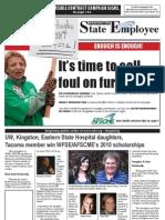 Washington State Employee (WSE) August 2010