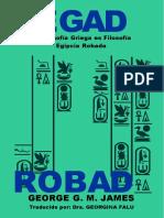 292986577 James George Legado Robado Filosofia Griega Egipto 2005